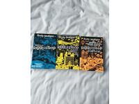 Andy Mulligan Books - set of 3