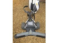 Powakkaddy sport electric trolly & cart bag