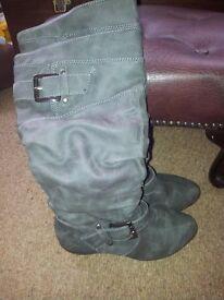 Girls shoes £2- £5 each.