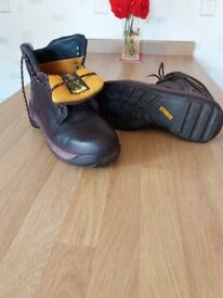 Mens Industrial Boots