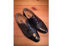 Mens Bally dress shoes - Size 9