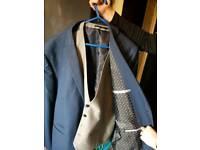 Menss next suit still in bsg worn once
