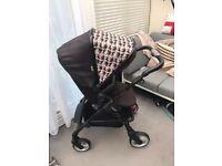 Silver Cross Wayfarer Special Edition Safari pram/pushchair