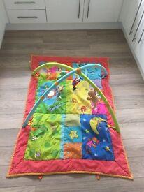Large baby playmat/gym