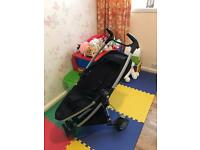 [SOLD] Quinny Zapp Xtra 2 with foot muff