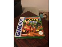 Donkey Kong land gameboy *mint condition* *boxed*