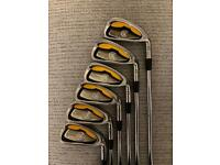 Cleveland CG Gold irons 5-PW