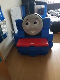 Thomas Tank engine bed