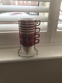 Coffee/tea cups
