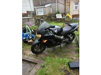 1999 Honda vfr 800 poss swap on and off roader