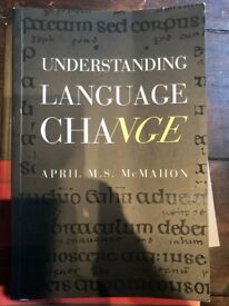 Understanding Language Change Book