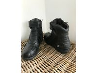 Spada Icon Motorbike Leather Boots