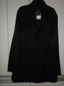 MEXX Men's Black coat size 40 new