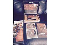 Insanity 60 day DVD collection - incl 2 bonus discs/elite nutrition book/calandar