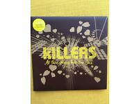 The Killers ALL THESE THINGS THAT IVE DONE yellow vinyl