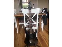 Ibanez RG470 BK guitar 2002
