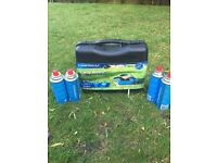 CampingGaz camp bistro plus four cannisters