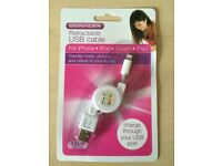 USB Cable Charger iPhone / iPad / iPod
