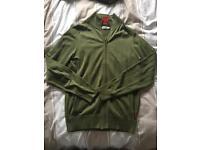 Brand new Ben Sherman zip top