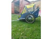 Spokey Joe's 2 seat bike trailer