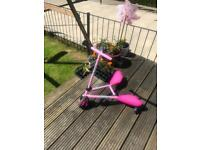Sporter Junior Pink Scooter Age 3+