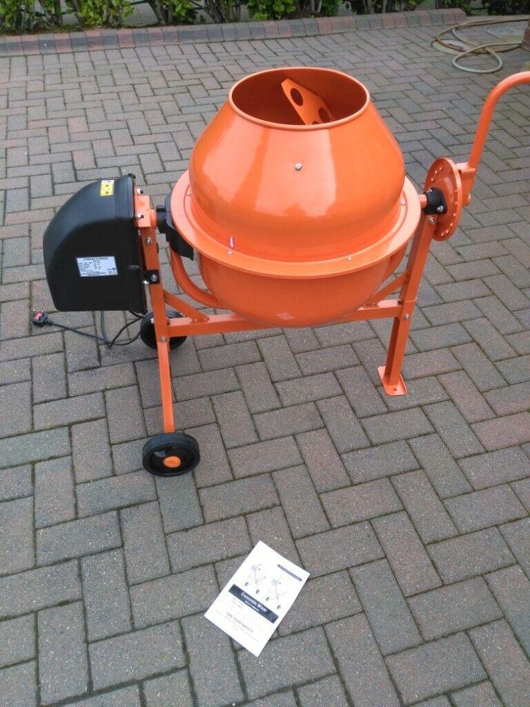 Cement Mixer - New | in Newtownards, County Down | Gumtree