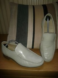 Men's moccasin shoes by Charles Clinkard