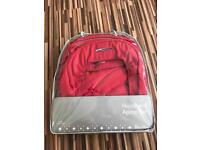BNIP Silver Cross Wayfarer Pioneer colour pack in red and chrome