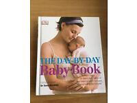 The Day by Day Baby Book - hardback
