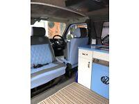 VW T4 Camper - A head turner inside & out