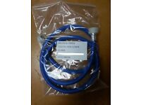 Universal cold fill hose 1.5 meters, postage available worldwide