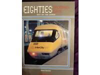 Railway book 80s theme