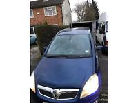 Vauxhall Zafira diesel 2005