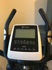 1yr old cross trainer in great condition - Horizon Syros
