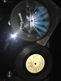 Motörhead vinyls
