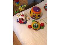 Fisher price toddler bundle