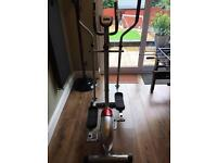 Tesco exercise bike