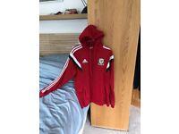 Welsh football hoodie