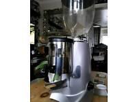 Fiorenzato F5 Auto - Commercial Coffee Grinder similiar Mazzer Luigi SRL Spec