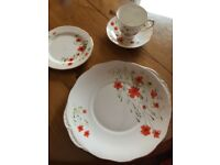 'Colclough' Bone China Tea Set