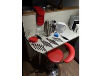 Flatware, Bake ware, Cooking Utensils, Glass ware, Salt/pepper Grinders, Water Filter Jug and more