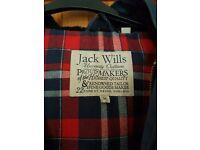 jack wills hooded coat