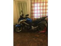 Honda NC 750 X REDUCED PRICE (Part exchange possable)