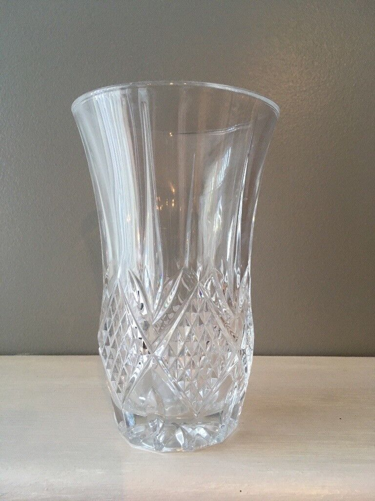 Bodenvase Glas glass vase in leicester leicestershire gumtree