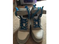 Gstar wedge trainers size 5