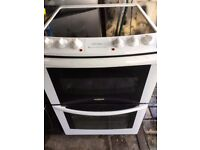 TRICITY BENDIX 60cm FREE STANDING ELECTRIC COOKER,