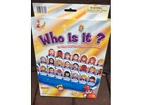 Who is it ???