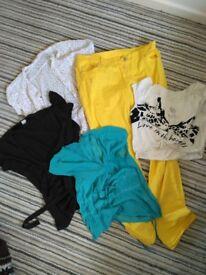 woman cloth bundle size 8-10