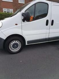 Vauxhall Vivaro 2.0L £1300