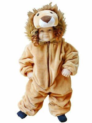 Löwe-n Kostüm-e F57 Gr. 74-80 Babies Klein-Kinder Tier-Kostüme - Löwen Kostüme Kleinkinder